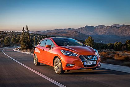 All-new Nissan Micra 1.0-litre engine